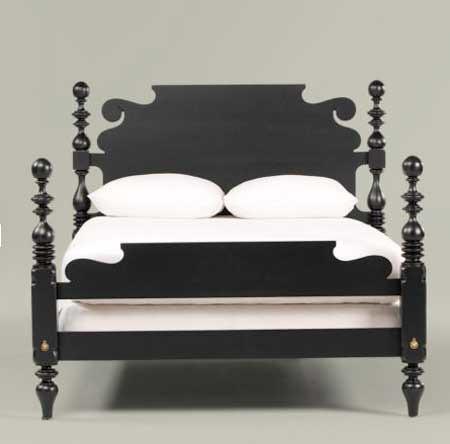 Ethan Allen Quincy bed