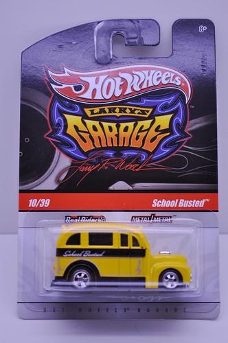 hws larrys garage school busted