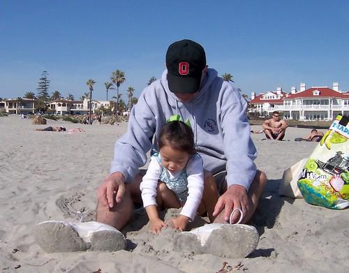 Daddy and Li