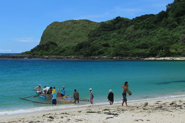 Maira-ira Beach (Blue Lagoon), Pagudpud