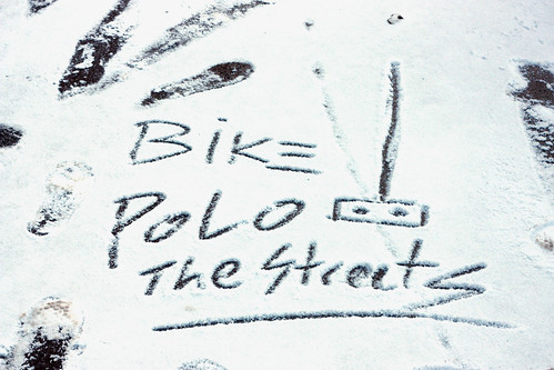 The Streets - Bike polo