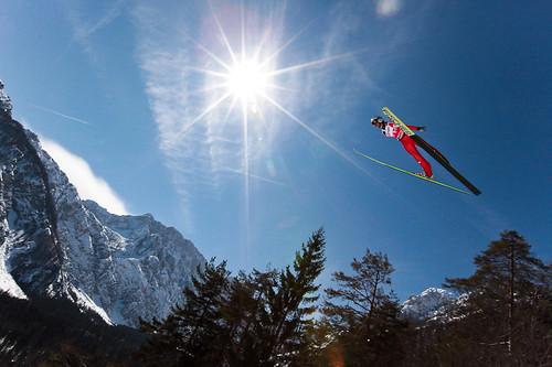 Ski jumping 1