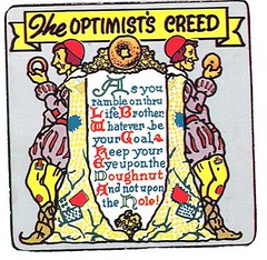Optimist's Creed