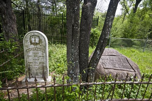 Jacob Routh Gravesite