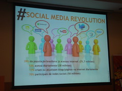 Estatísticas de uso da internet e redes sociais