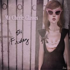 Tres Blah - Ma Cherie Glasses