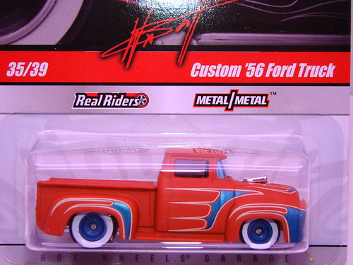 hws waynes garage custom '56 Ford Truck (3)
