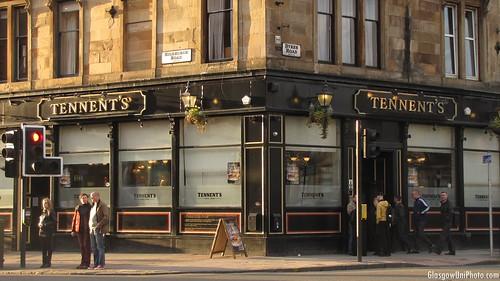 Tennent's Bar