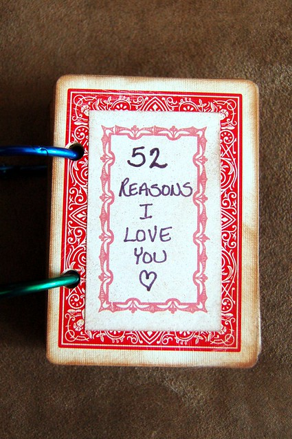 52 Reasons I Love You