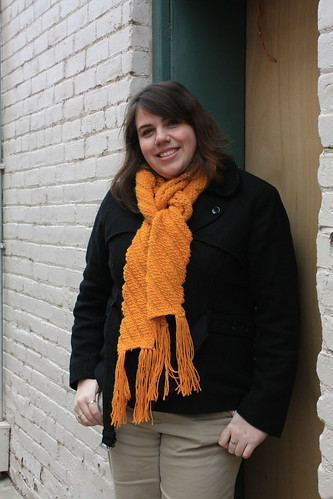 Parallel Lines Scarf