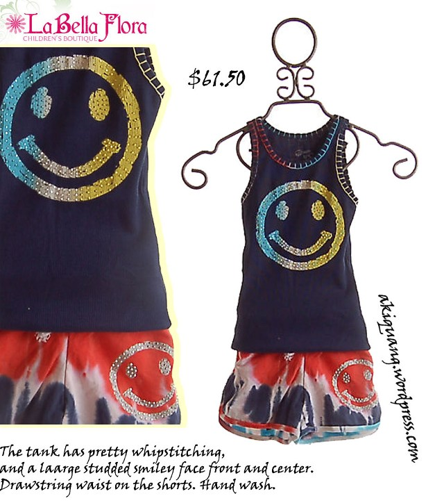 smiley face t-shirt 2