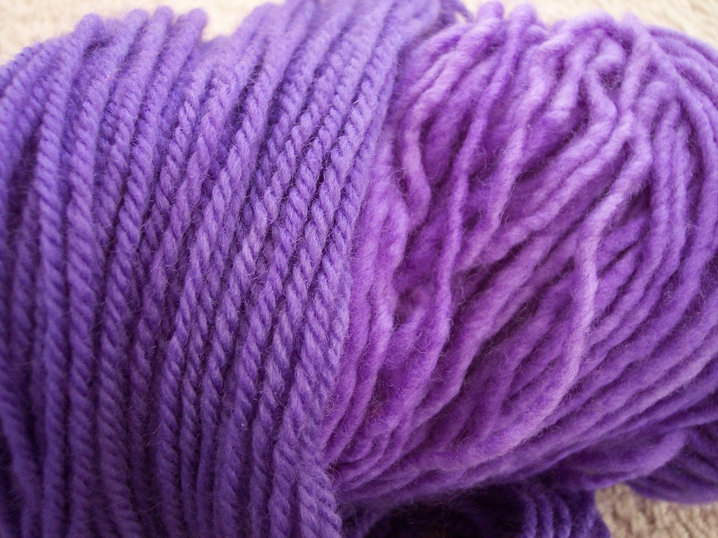 "handdyed, Jarquard dyes ""lilac"""