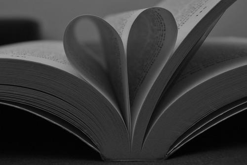 I love reading...