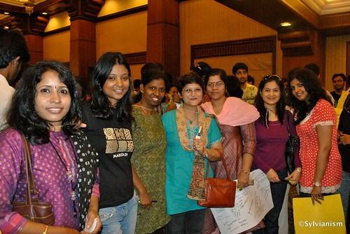 Sylvianism_Indiblogger Meet3