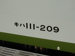 JR キハ111系車両(JR KiHa 111 Series)