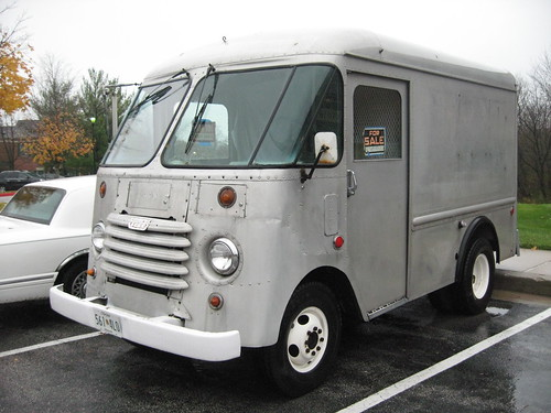 Ford Delivery Van 5