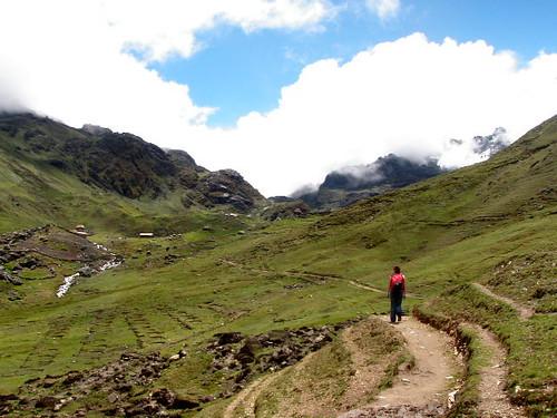 Ollantaytambo to Huancahuasi