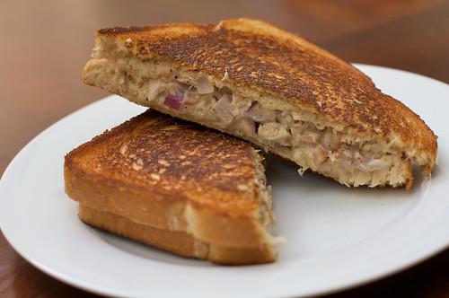 Tuna Salad Panini