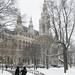Wien im Schnee - 2010
