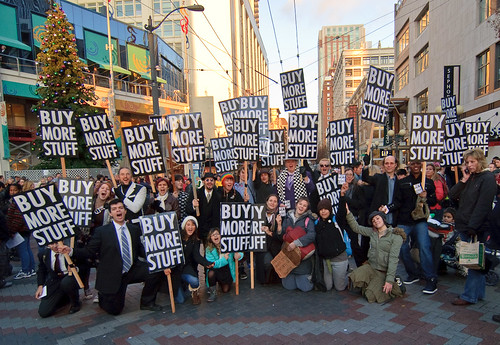 Buy More Stuff, Black Friday 2009