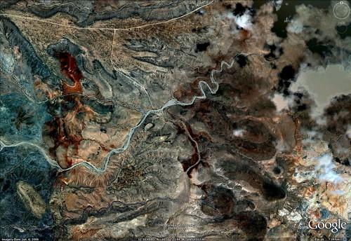 broad canyon