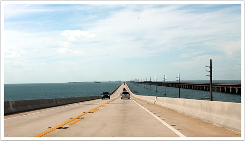 Driving in the Keys