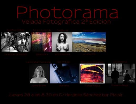 Cartel oficial Photorama 2010