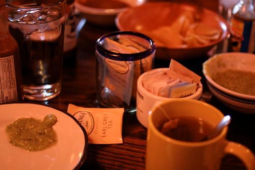 brunch at cantina