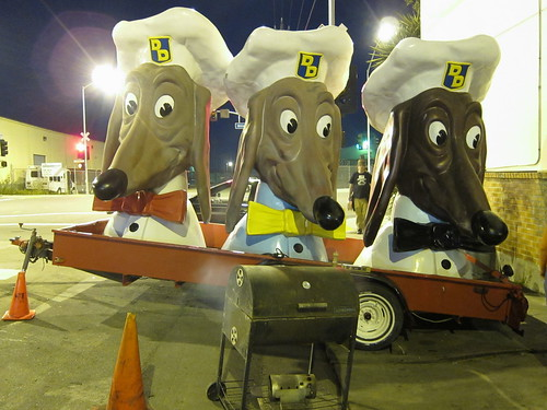 Doggie Diner Heads