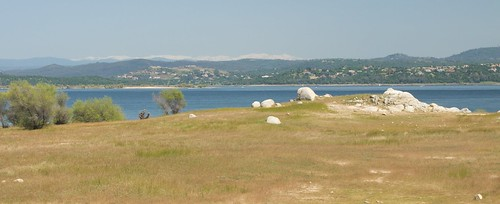 Folsom Lake and shore