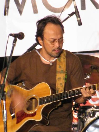Noel Cabangon at RockMed