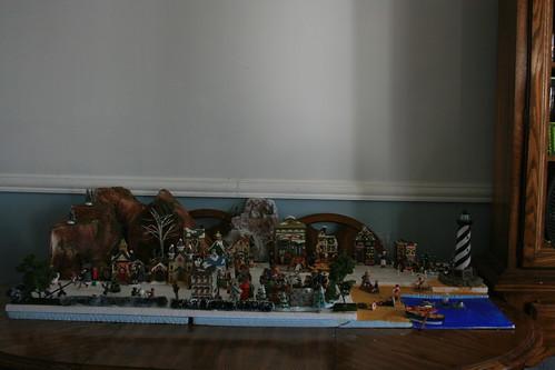 Christmas Village 2009