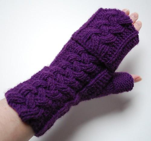 Fingerless Glove