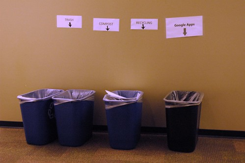 Trash, Compost, Recycling, Google Apps. Micros...