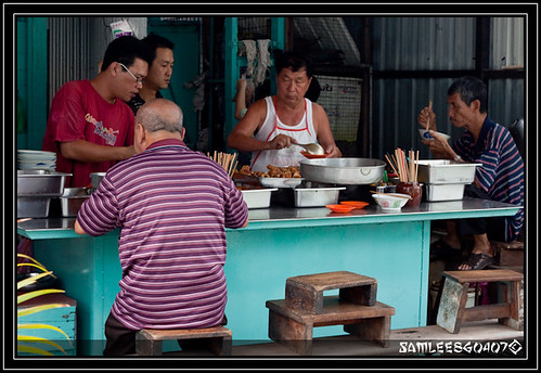 Gaik Ten Street Porrdige @ Penang-8