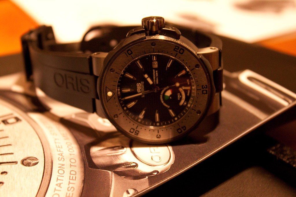 Oris Col Moschin Limited Edition Ref: 66776457284