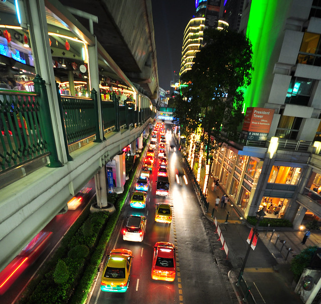 Sukhumvit Road - Bangkok, Thailand