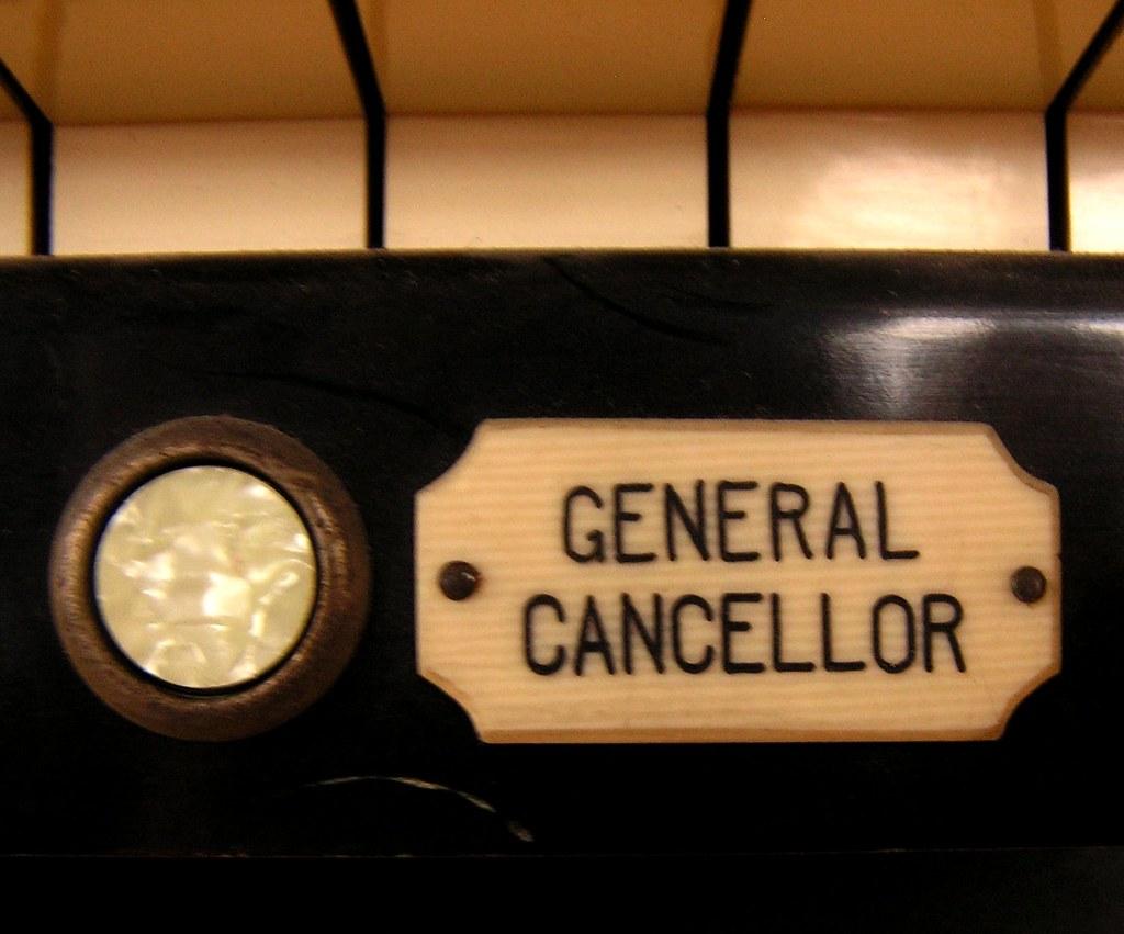 General Cancellor, Austin Organs