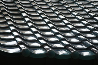 Tile Roof Pattern