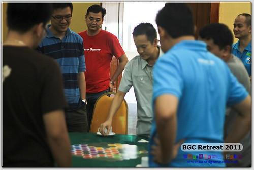 BGC Retreat 2011 @ Port Dickson