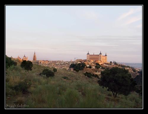 Amanecer en Toledo (II)