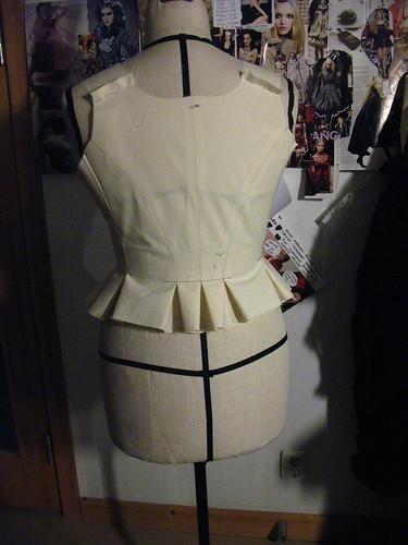 1790 jacket - back