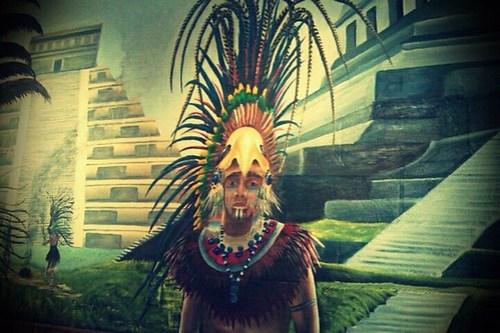 mural at Mexico Viejo