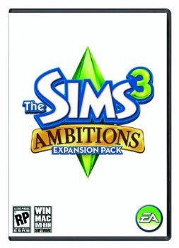The Sims 3 Ambitions...is real!