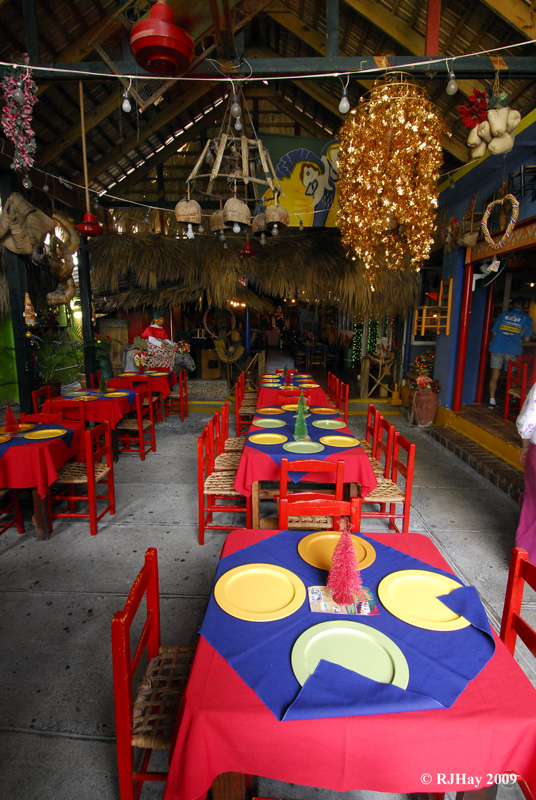 Our restaurant stop in Santo Domingo