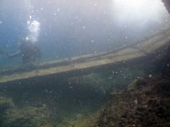 Our First Underwater Salvage Job