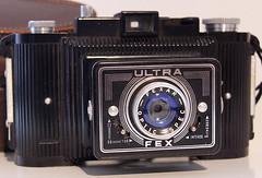Ultra FEX 620 6x9 Camera
