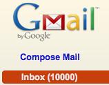 Gmail - Inbox (10 000)