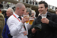 Cheltenham, but last year...