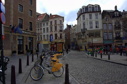 Brussel Bikes